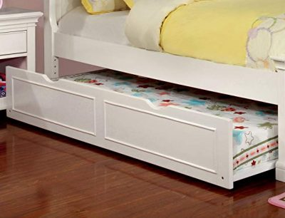 10. Furniture of America Maggie Twin Trundle: