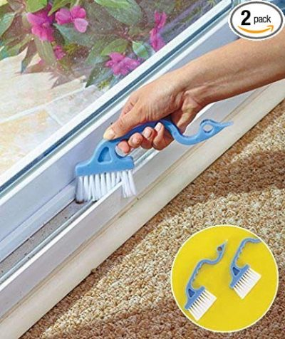 10. Rienar 2pcs Cleaning Brushes: