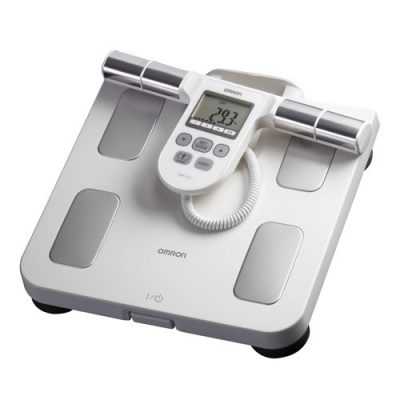 9. Omron HBF-510W Body Composition Monitor: