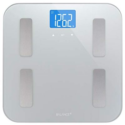 10. Digital Body Fat Weight Scale by GreaterGoods:
