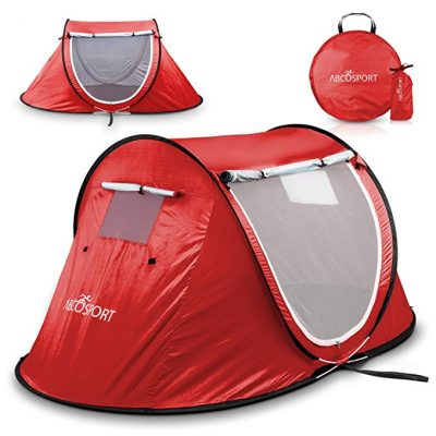 Automatic Instant Portable Cabana Beach Tent
