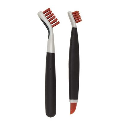 6.  OXO Good Grips Set Of Deep Clean Brush: