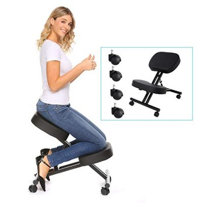 8. Modrine Ergonomic Kneeling Chair: