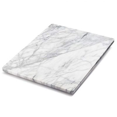 9. Sur La Table Marble Pastry Board: