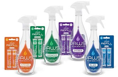 9. JAWS Home Cleaning Kit: