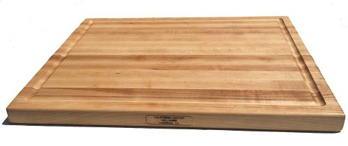 Large Wooden Cutting Board - Reversible Maple Wood Butcher Block-Butcher Block Cutting Boards