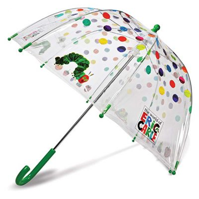 Eric Carle The Very Hungry Caterpillar Type Bubble Umbrella: