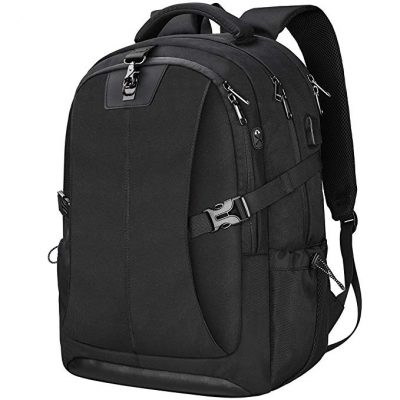 Laptop Backpack 17.3 Inch Travel Anti-theft Waterproof School Backpack: