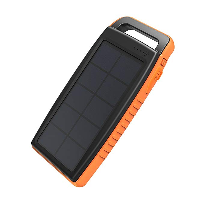 RAVPower Solar Power Bank