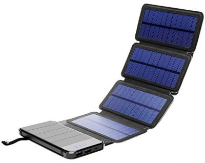 iBose Solar Power Bank