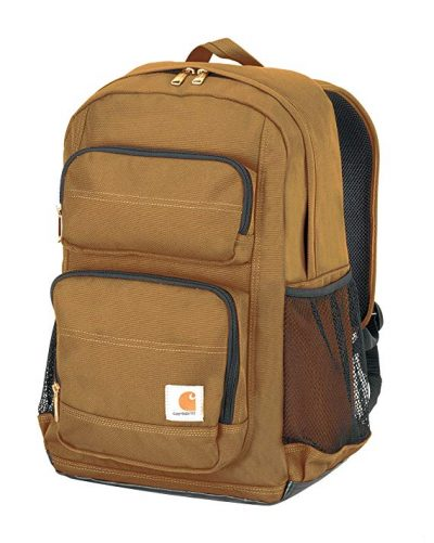 Carhartt Legacy Work Backpack Along with Padded Laptop Sleeve: