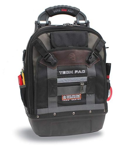 Veto Pro Pac TECH PAC Service Technician Tool Backpack: