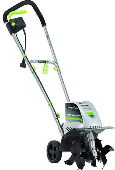 Earthwise TC70001 8.5-Amp Corded Electric Tiller:
