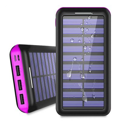 Allsolar Portable Solar Bank