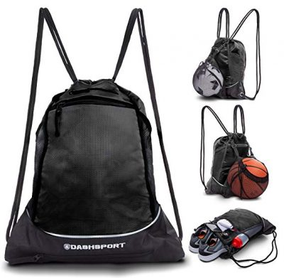 DashSport Drawstring Bag: