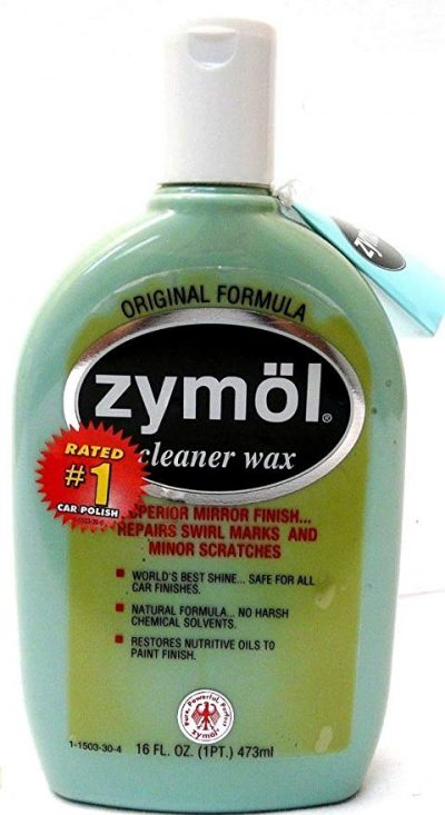 Zymol Z503A Cleaner Wax: