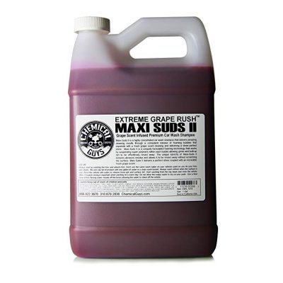 Chemical Guys CWS_1010 Maxi-Suds II Super Suds Car Wash Soap: