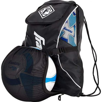 Franklin Sports Deluxe Soccer Bag: