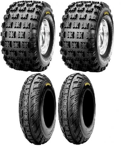 3. NEW Front & Rear ATV 4 Tires Set from CST:
