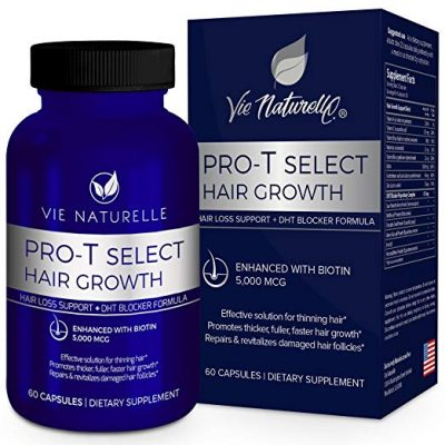 Vie Naturelle Hair Growth Vitamins: