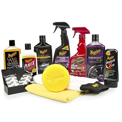 Meguiar's G55032SP Full Car Care Kit: