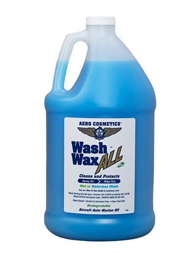 Aero Cosmetics Wet Car Wash Wax: