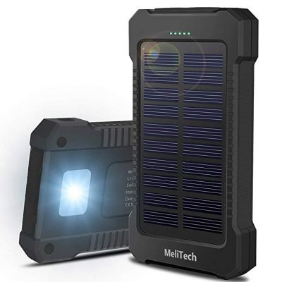 3. MeliTech Solar Power Bank