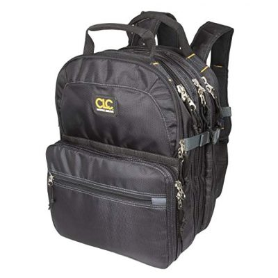3. CLC Custom 1132 75-Pocket Tool Backpack: