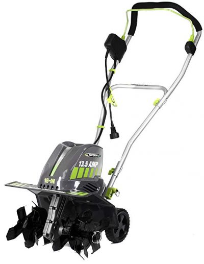 Earthwise TC70016 13.5-Amp Corded Electric Tiller: