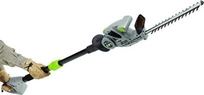 Earthwise CVPH41018 18-Inch 2 Electric 2-in-1 Pole Hedge Trimmer:
