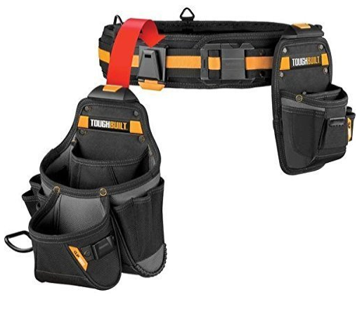 ToughBuilt - Handyman Tool Belt Set - 3 Piece: