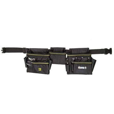 TR Industrial 88021 12 Multi-Function Belt Tool Holder: