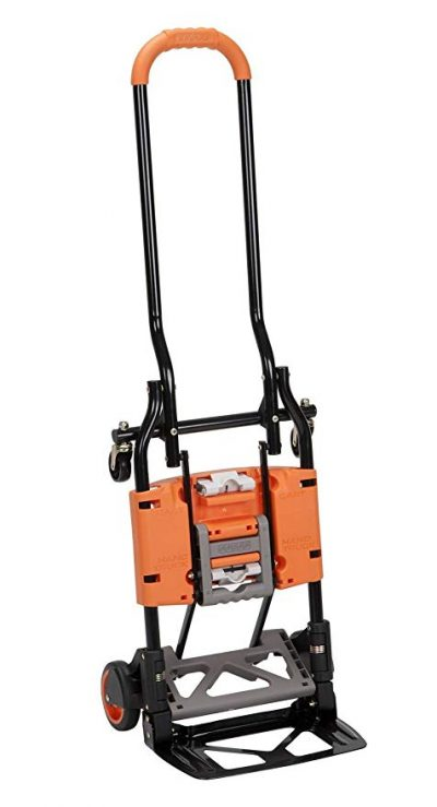 3. 300-Pound Capacity Multi-Position Folding Hand Truck by Cosco Shifter: