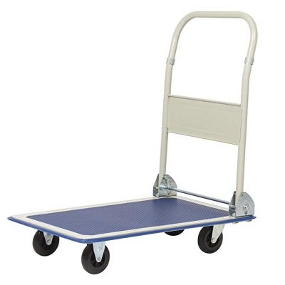 Best Choice Products 330lbs Platform Cart:
