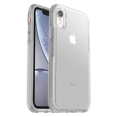 OtterBox SYMMETRY CLEAR SERIES Case for iPhone XR - Retail Packaging – CLEAR: