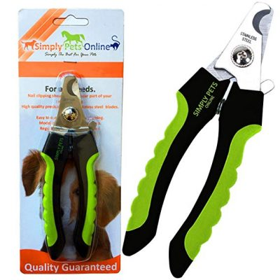 Professional Dog Nail Clippers Large Breed: