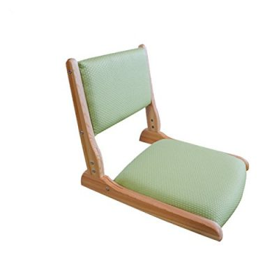 3. ZENDO Foldable Floor Chair Japanese Style (Two-Pack):