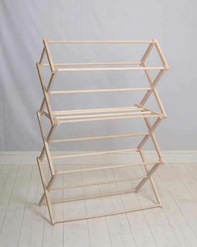 Pennsylvania Woodworks Clothes Drying Rack: