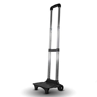 3. SSE Folding Compact Lightweight Premium Durable Luggage Cart - Travel Trolley: