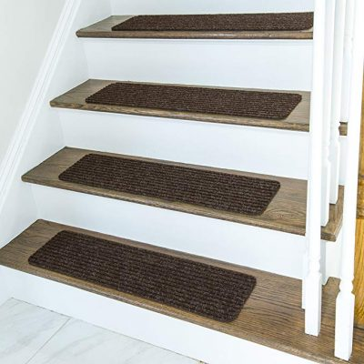 Non Slip Carpet Stair Treads + Double sided tape by Whistler:
