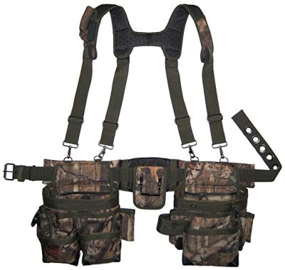 Bucket Boss Bucket Boss 85035 Camo Mullet Buster Suspension Rig: