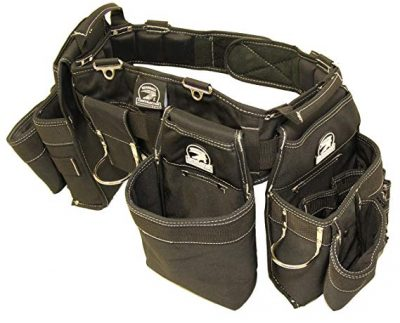 Gatorback B145 Carpenters Triple Combo w/Pro-Comfort Back Support Belt: