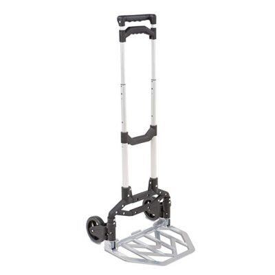 Seville Classics Folding Hand Truck & Dolly: