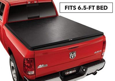 TruXedo TruXport Soft Roll-up Truck Bed Tonneau Cover: