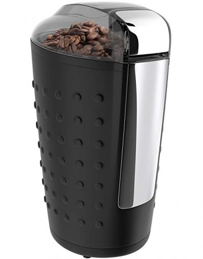 Vremi Blade Coffee Grinder Electric- For Spices or Coffee Beans: