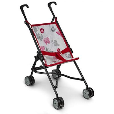 Litti Pritti My First Doll Small Umbrella Toy Play Stroller: