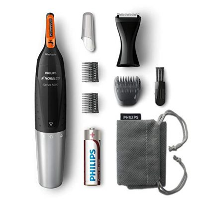 Philips Norelco Nose, Ear, and Eyebrow hair trimmer: