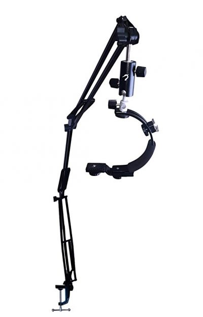 5ft Articulating Arm Camera Mount by Heron Equipment: