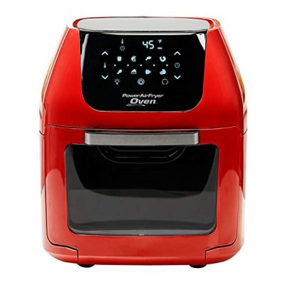 3. 6 QT Power Air Fryer Oven With 7 in 1 Cooking Features: