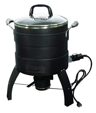 Masterbuilt 20100809 Butterball Oil-Free Electric Turkey Fryer and Roaster: